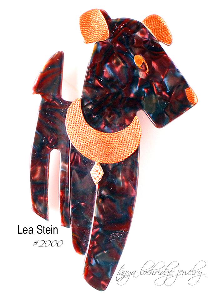 Ric the Terrier Lea Stein Original