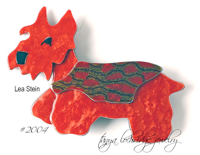Kimdoo the Terrier Lea Stein Original