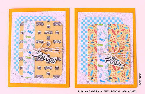 Handmade Greeting Card Collection Two