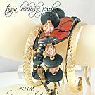 Agate & Onyx Gemstone Bracelet