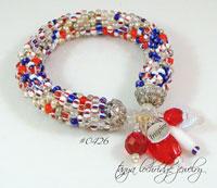 """""""In Honor of Disabled Veterans"""" Bracelet"""