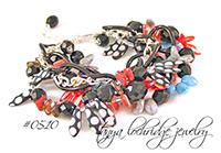 Confetti Confection Czech Glass Bracelet