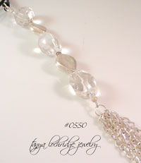 Crystal Quartz & Silver Long Tassel Gemstone Necklace-crystal,quartz,tassel,gemstone,bead, jewelry,Stephen dweck,Czech glass,jay king,bridal,bridesmaid,wedding,royal pains,real housewives,jose & maria barrera,robbi & nikki,Robert Rodriquez,mine finds,desert rose,sincerely,Carolyn Pollack,RHONY, RHOBH,selling new York,double happiness, gossip girls,healing,kendra scott,amarita singh,k amato,bergdorf, bendel,neiman marcus,saks,barneys,gili, lisa robertson,qvc,hsn,scandal,revenge, stella dot,paige,jose & maria barrera,robbi & nikki,Robert rodriquez, baublebar,MADEusa,destination,inspired style,colleen lopez,cl,deb guyot,devon leigh,herkimer.nyfw,elva fields,carol brodie,rarities,nyfw,fashion for good, sydney evan,miriam haskell,miriam salat, j crew,lulu frost,blogger,songofstyle,glaminthecity,